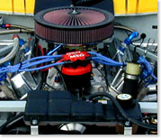 Panoz GTS Engine